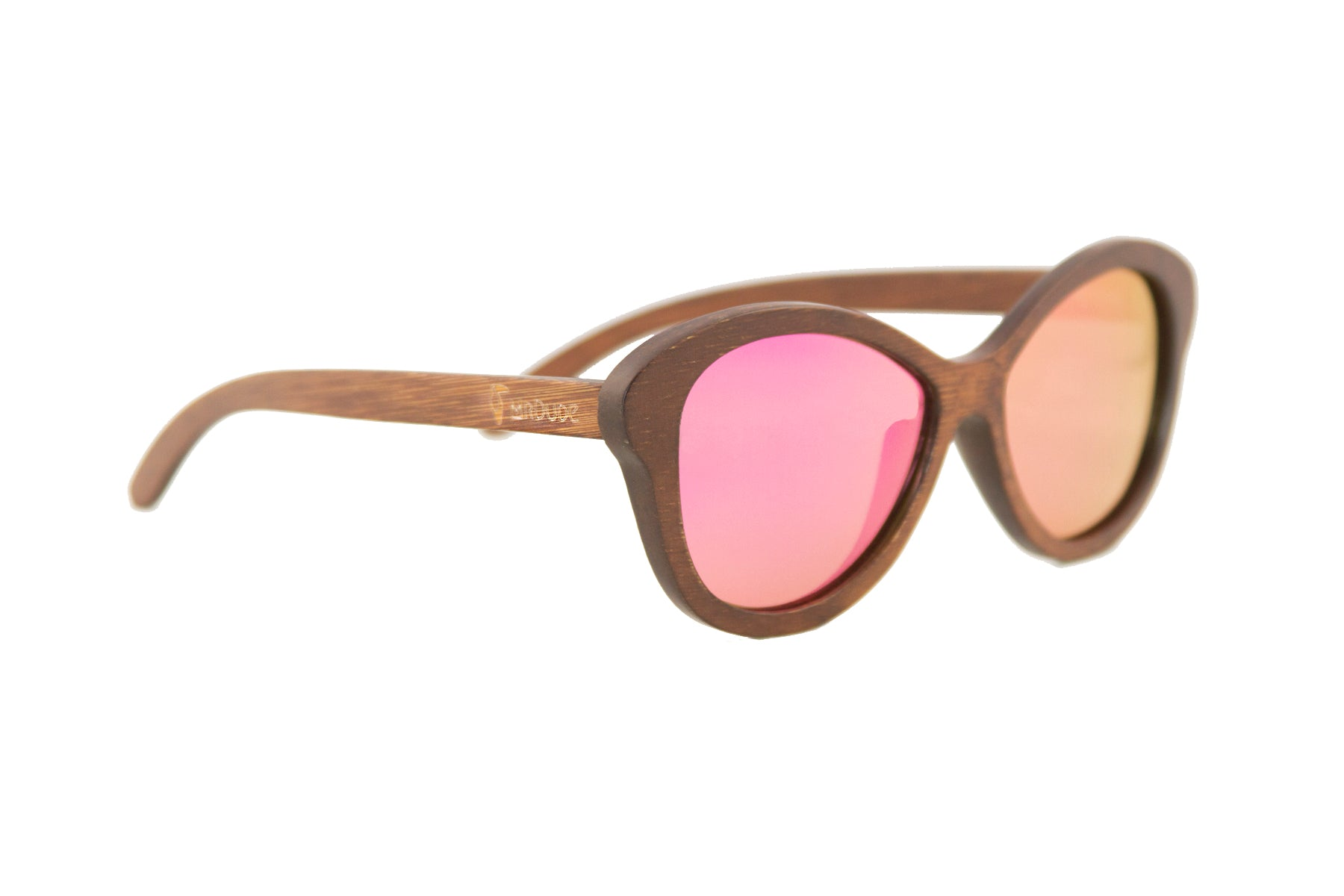 "Pink ""Butterfly"" Polarized Sunglasses"