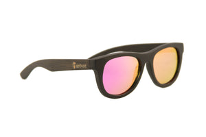 "Pink ""Vibes"" Polarized Sunglasses"