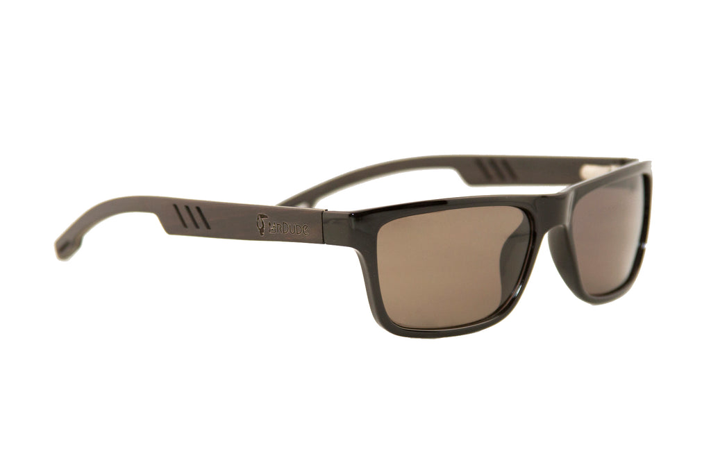 "Brown ""Bird"" Polarized Sunglasses"