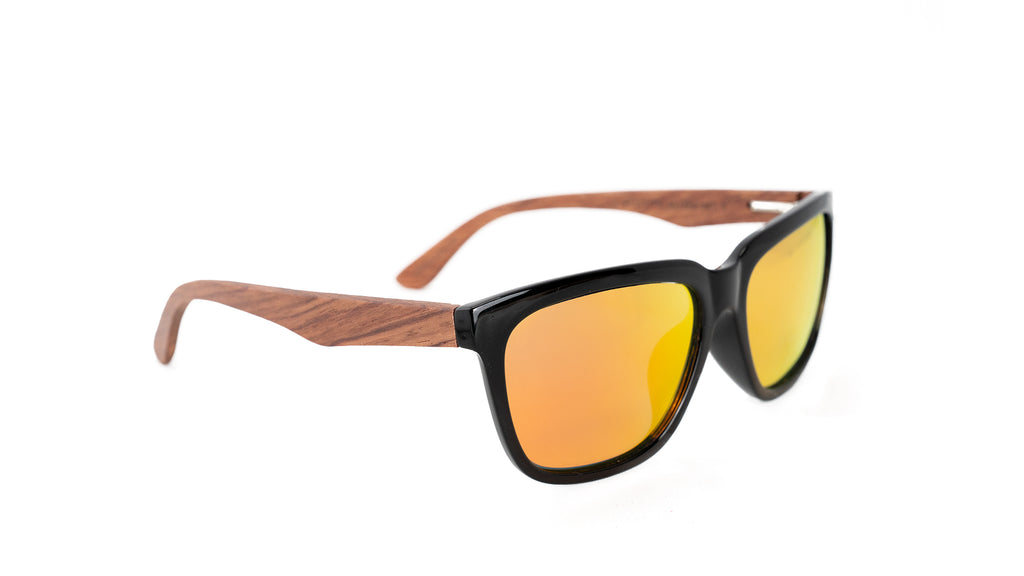 """Sunset"" Eco-friendly Polarized Sunglasses"