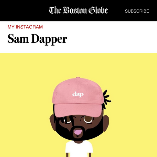 The Boston Globe - sam dapper