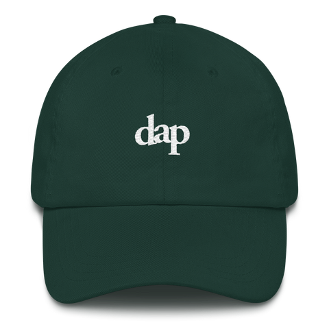 dap hat (forest green)