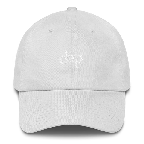 dap hat (all-white)