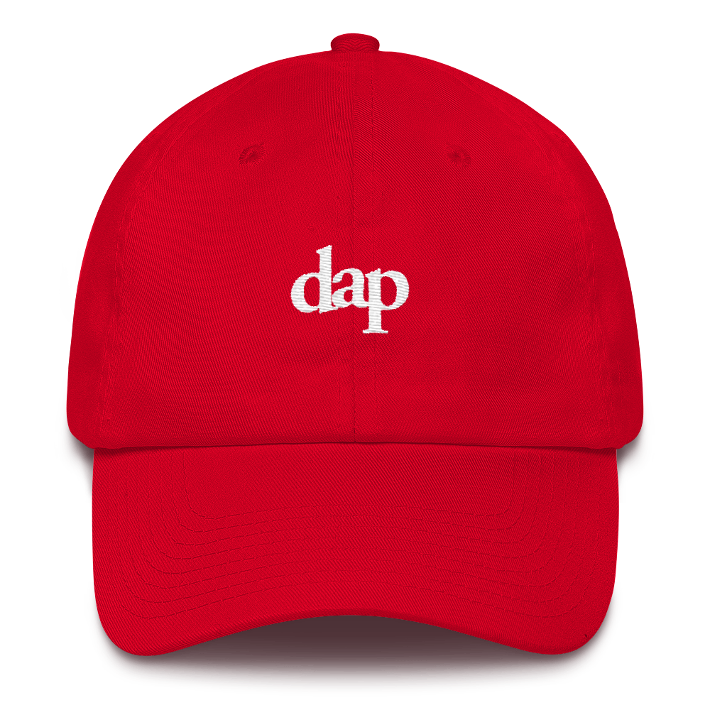dap hat (red)