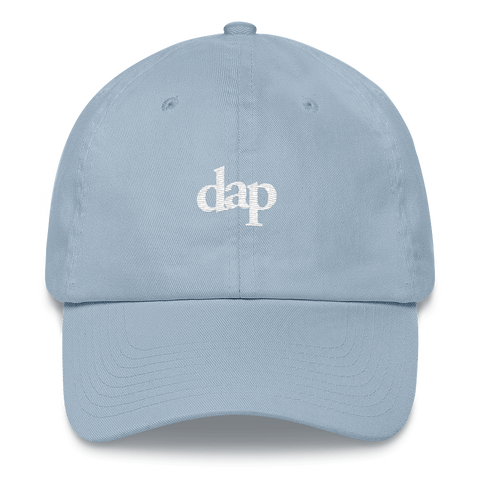 dap hat (baby blue)