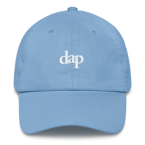 dap hat (light blue)