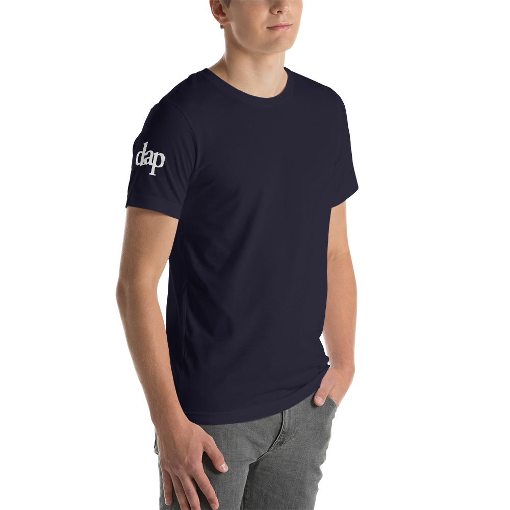 dap sleeve shirt (navy)