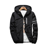 """Loca People"" Mens Hooded Jacket - kngwear"
