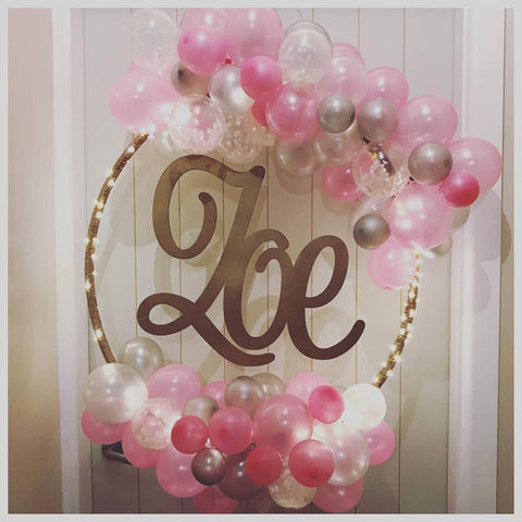 Hoop Garlands