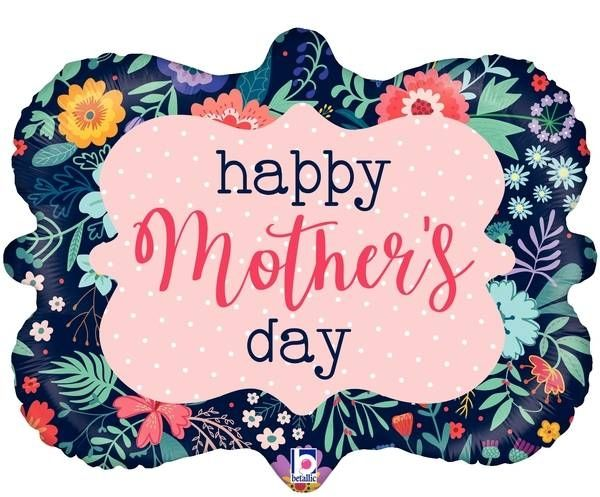 SuperShape - Happy Mother's Day Floral