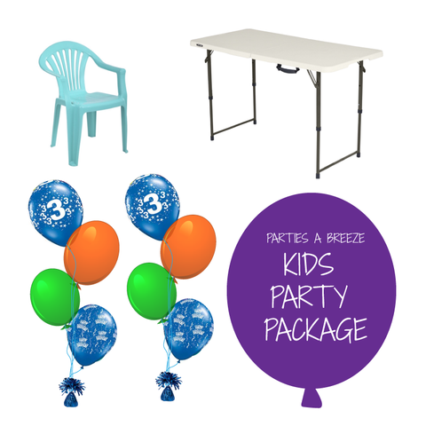 Kids Large Party Package - up to 20 Children