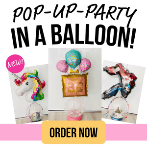 Pop Up Party In-A-Balloon