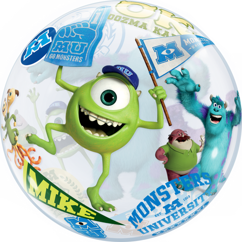 Single Bubble - Monsters University