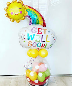 """Get Well Soon"" In-A-Balloon"
