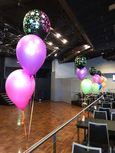 Three Balloon Arrangement