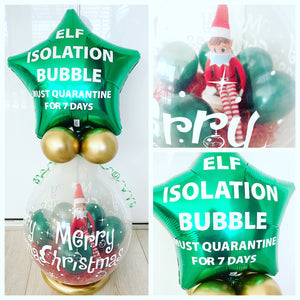 Elf Isolation Delivery!