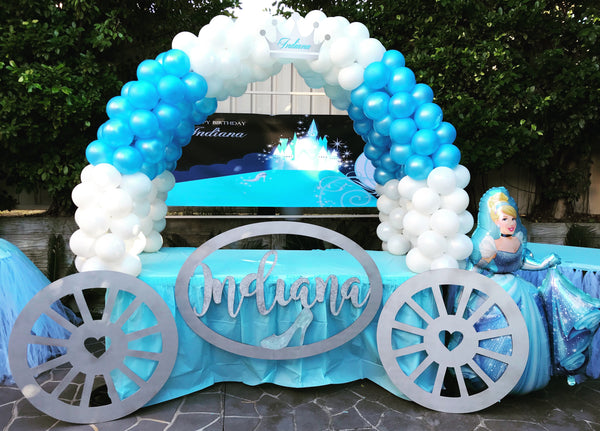 Cinderella Carriage Arch