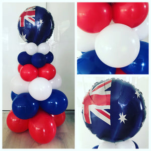 Small Australia Day Column