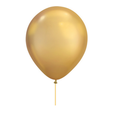 Single loose balloon
