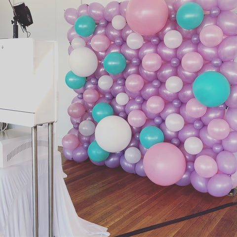 Balloon Wall