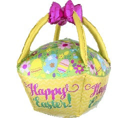 Easter Basket XL Foil