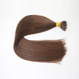 22inch 1g/s 50strands Nano ring Tip Remy Human Hair Extensions Straight