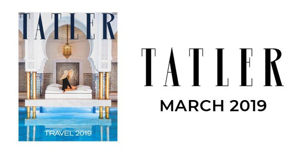 Tatler UK - Jan 2019 Edition