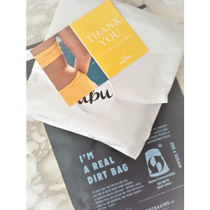UBU Swimwear uses Better Packaging mailers