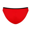 ANU - Black & Red Reversible - UBU Swimwear