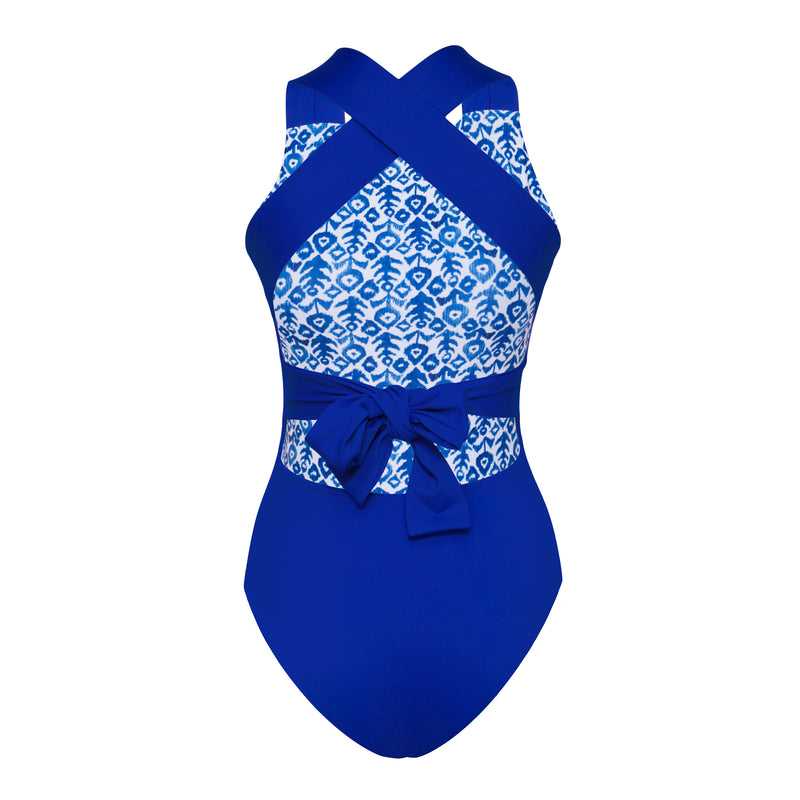 CERES - Blue Reversible - UBU Swimwear