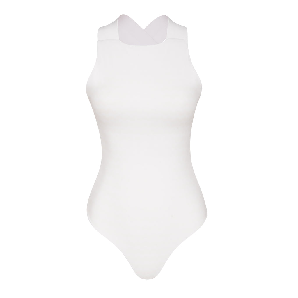 CERES - White Reversible - UBU Swimwear
