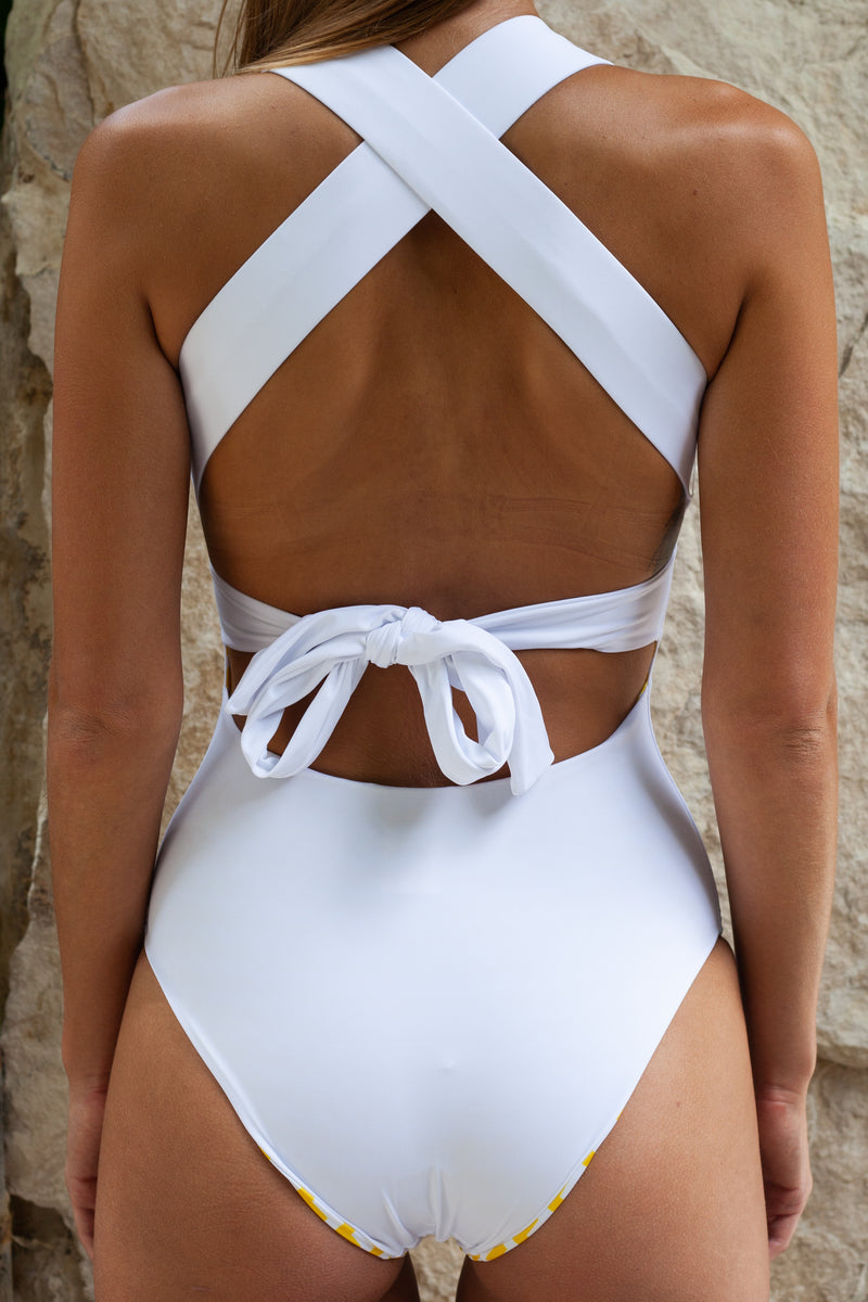 CERES - White Reversible - UBU Boutique