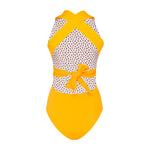 CERES - Yellow - UBU Swimwear