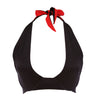 ERIU Bikini Top - Black & Red (AS IS)