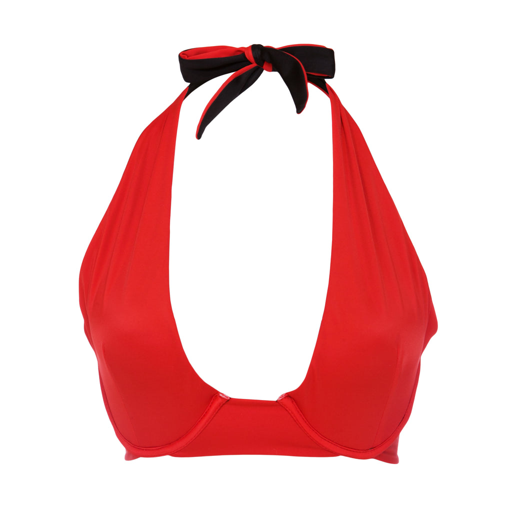 ERIU - Black & Red Reversible - UBU Swimwear