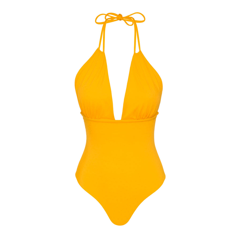 HEMERA - Yellow Reversible - UBU Swimwear