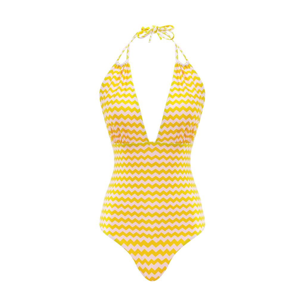 HEMERA - Yellow Vector - UBU Swimwear