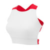 CLARA - Red & White - UBU Swimwear