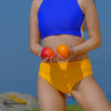 PHENA - Yellow - UBU Swimwear