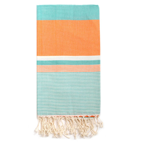 PUPUMA - Dark Grey Blue Turkish Towel