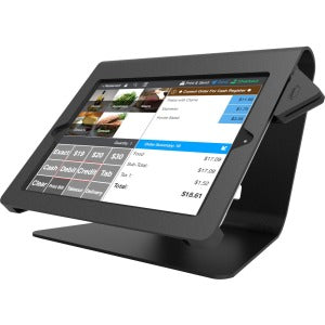 Compulocks Nollie Pro 12.9 inch Kiosk - Nollie iPad Pos Stand Black - Easypos Point of Sale Systems