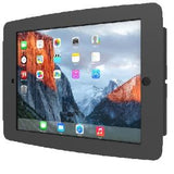 Compulocks iPad 2/3/4/Air/Air2/iPad Pro 9.7in Secure Space Enclosure Wall Mount Black - Easypos Point of Sale Systems