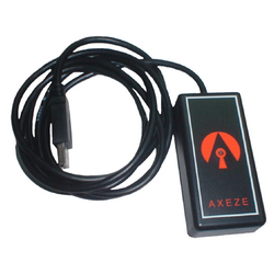 AXEZE RFID Clerk POS Proximity Reader USB Interface R2 134.2 KHz - Easypos Point of Sale Systems