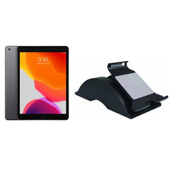 "Apple iPad 10.2"" WiFi 32GB + VPOS Universal Tablet Stand"