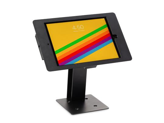 "Axil Design Flip Counter Top Mount with Aura Enclosure for 10.2""/10.5"" iPad Models & Surface Go"