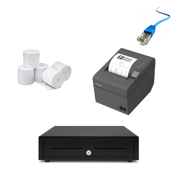 Vend POS Hardware - Windows Compatible Bundle #4 - Easypos Point of Sale Systems
