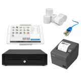 Square POS Hardware - iPad Compatible Bundle #3 - Easypos Point of Sale Systems