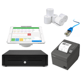 Vend POS Hardware - iPad Compatible Bundle #3 - Easypos Point of Sale Systems
