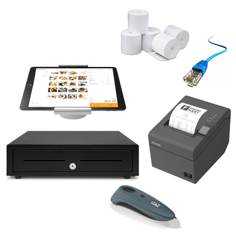Kounta POS Hardware - iPad Compatible Bundle #5 - Easypos Point of Sale Systems