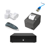 Square POS Hardware - iPad Compatible Bundle #5 - Easypos Point of Sale Systems